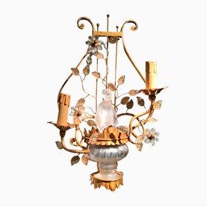Mid-Century Wandlampe von Maison Baquès