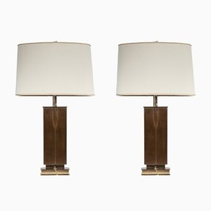 Table Lamps from Belgochrome, 1970s, Set of 2