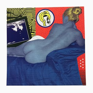 Serigraphy by Cillero Andrés, 1993