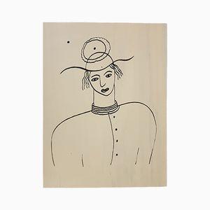 Impresión de de Federico Garcia Lorca, años 80