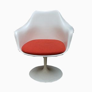 Tulip Armchair by Eero Saarinen for Knoll International, 1989