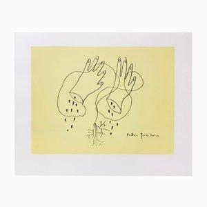 Manos Cortas Photographic Paper Print by Federico Garcia Lorca