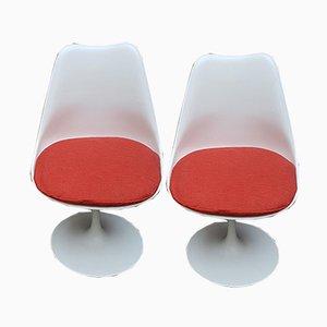 Tulip Stühle von Eero Saarinen für Knoll, 1989, 2er Set
