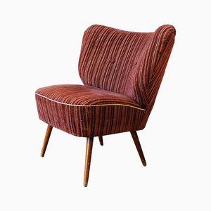 Deutscher Mid-Century Cocktail Chair