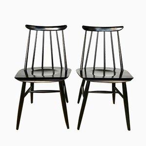 Fanett Stühle von Ilmaari Tapiovaara für Asko, 1950er, 2er Set