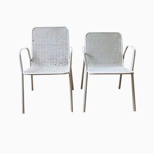 Mid-Century Gartenstühle von Emu, 1960er, 2er Set