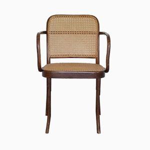 Prague Chair Nr. 811 von Josef Hoffmann für Thonet, 1930er