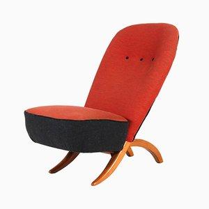 Mid-Century Congo Chair von Theo Ruth für Artifort, 1960er