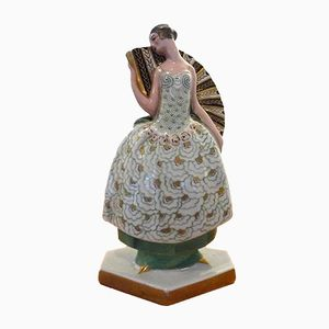 Art Deco Figurine, 1920s