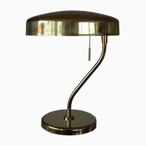 Vintage Tischlampe aus Messing, 1970er