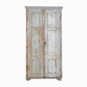 Antique Painted Cupboard, 1910s