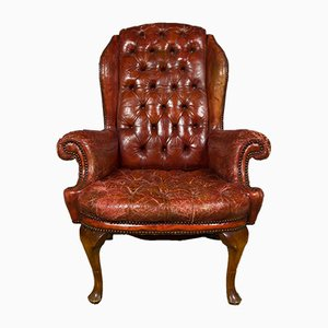 Vintage French Wingback Chair
