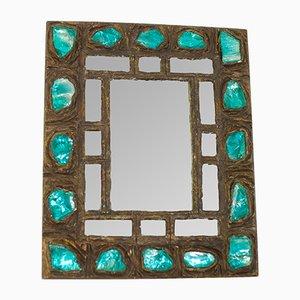 Resin Mirror, 1960s