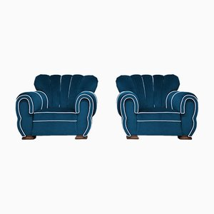 Elephant Chairs by Jacques-Émile Ruhlmann, 1937, Set of 2