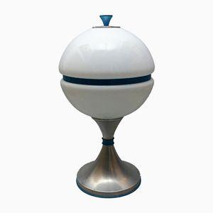Große italienische Tischlampe, 1960er