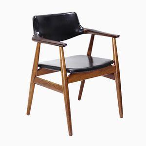 Vintage Armlehnstuhl von Svend Aage Holm Sorensen für Glostrup, 1960er