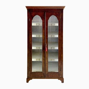 Antique Victorian French Wine Cabinet, 1870s