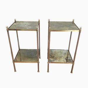 End Tables from Maison Jansen, Set of 2