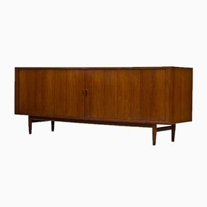 Model 37 Teak Sideboard by Arne Vodder for Sibast, 1950s