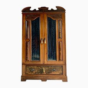 Armoire Antique en Noyer, 1903