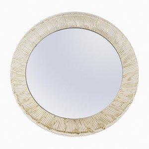 Specchio retroilluminato di Hillebrand Lighting, anni '60