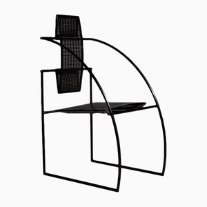 Quinta Chair by Mario Botta for Alias, 1980s