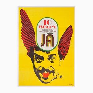 Poster del film Sono Stato Io! di Karel Vaca, 1977