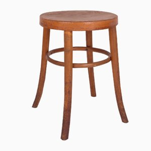Bentwood Stool from Thonet, 1920s