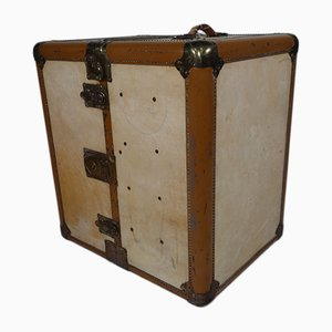 Vintage Trunk by Carlo Nason for Hartmann, 1930s