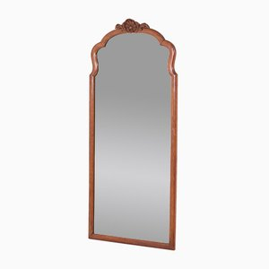 Dutch Walnut Mirror from H. Pander & Zn., 1920s