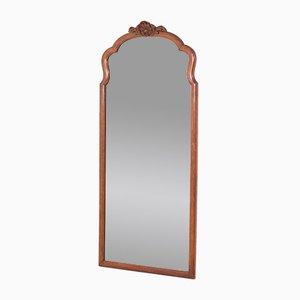 Specchio in noce di H. Pander & Zn., Paesi Bassi, anni '20