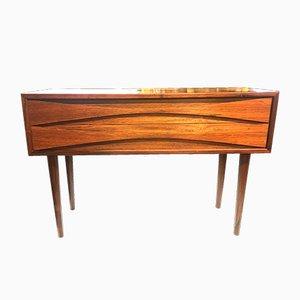 Mueble de palisandro de Arne Vodder, años 60