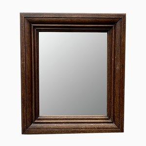 Vintage Spiegel mit Holzrahmen