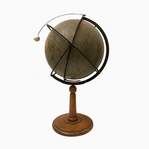 Globe Modèle Tellux de Paravia, 1930s