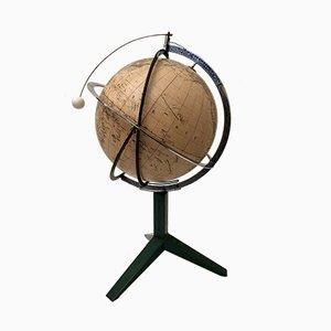 Globe Modèle Tellux, 1950s