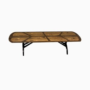 Mid-Century Rosewood Coffee Table from Heal's