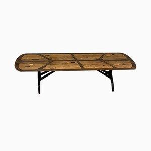 Table Basse Mid-Century en Palissandre de Heal's