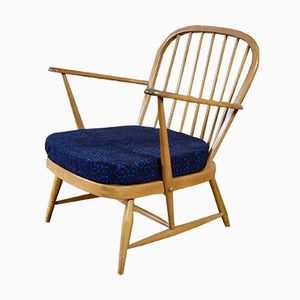 Vintage Model 334 Blonde Easy Chair from Ercol