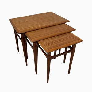 Tables Gigognes Vintage par Kai Kristiansen, 1960s