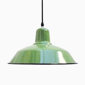 Lampada da soffitto industriale vintage, anni '60