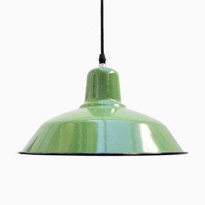 Vintage Industrial Ceiling Lamp, 1960s