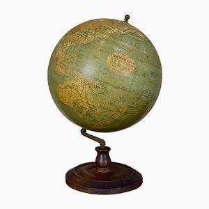 Vintage Terrestrial Globe, 1930s