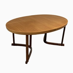 Vintage Extending Dining Table by Johannes Andersen