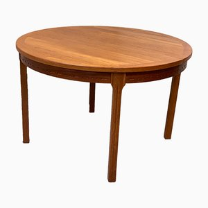 Vintage Extendable Dining Table by Nils Jonsson, 1960s