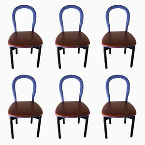 Vintage Chairs from Cassina, Set of 6