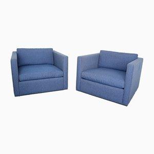 Vintage Sessel von Charles Pfister für Knoll, 2er Set