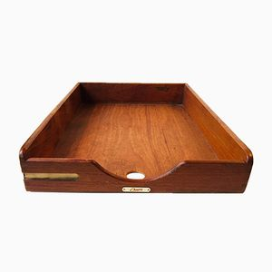 Teak Serving Tray from Ehapa, 1960s