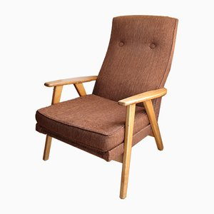 Vintage Lounge Chair from Parker Knoll, 1950s