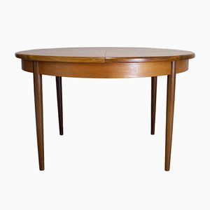 Mid-Century Teak Drop Leaf Dining Table from G-Plan