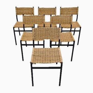 Chaises de Salle à Manger SE05 par Martin Visser pour 't Spectrum, 1960s, Set de 6